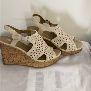 SO wedges size 9-1/2